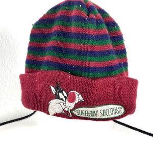Looney Tunes Sylvester Sufferin Succotash hat